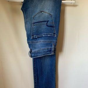 AE straight leg jeans